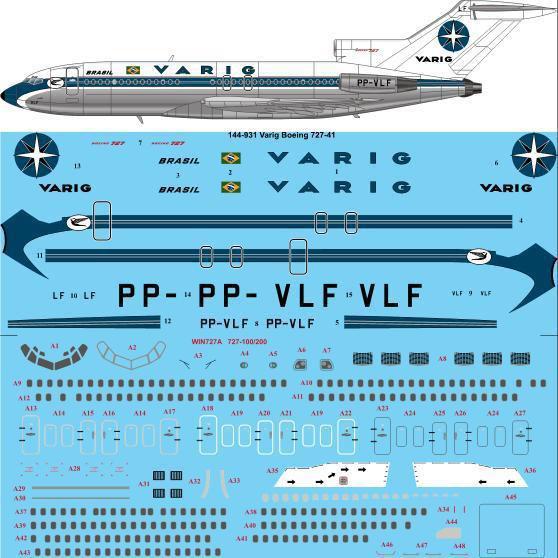 TS44-931-Varig_Boeing_727-100-W