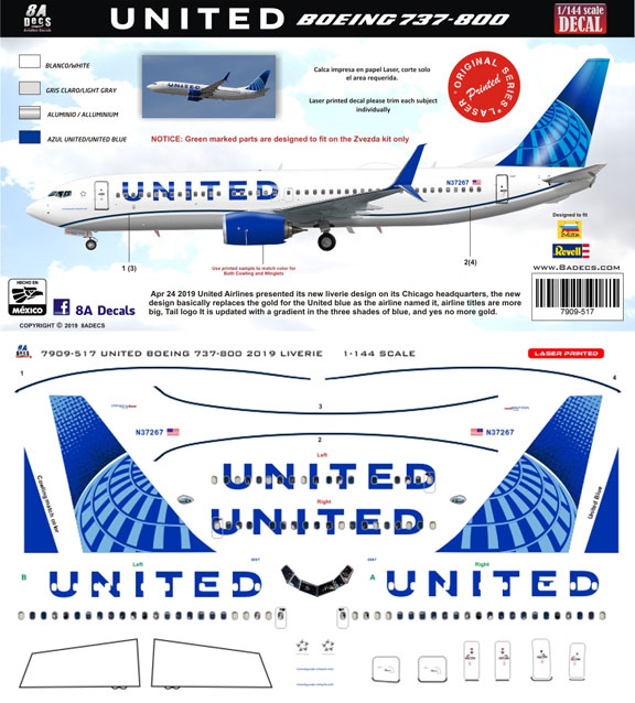 8A-517-United-2019-cs-Boeing-737-800-Profile-and-Decal-812-W