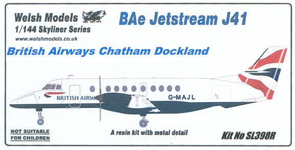 WSL-398R-Bae-Jetstream-41-British-Airways-812-W