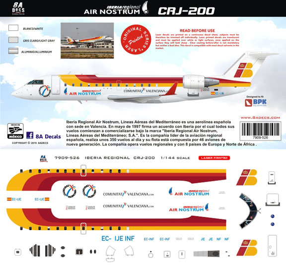 8A-526-Iberia-Regional-CRJ200-Profile-and-Decal-812-W