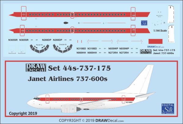 DW44-737-175-2-W
