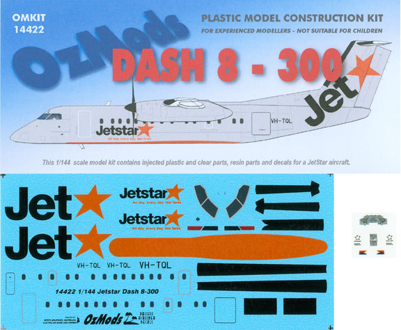 OMK14422-DHC8-300-Jetstar-Box-and-Decal-812-W