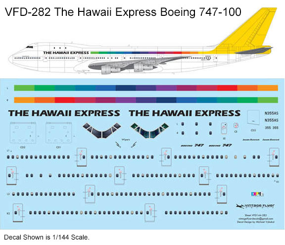 VFD-282-The-Hawaii-Express-B747-Profile-and-Decal-812-W