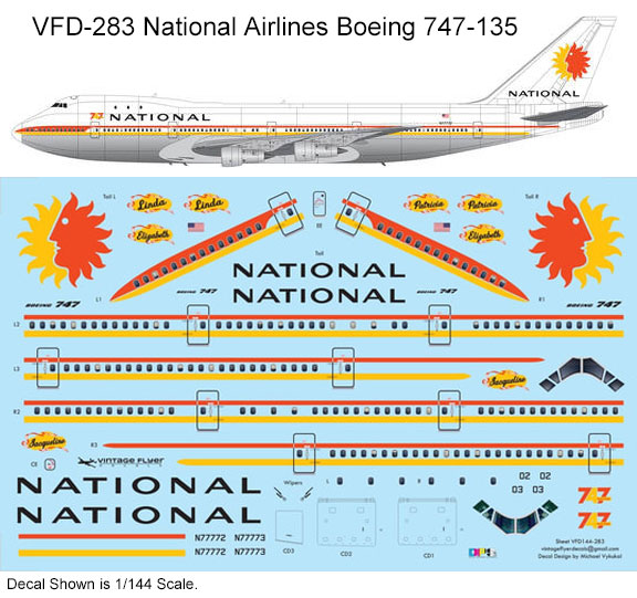 VFD-283-National-Airlines-B747-Profile-and-Decal-812-W
