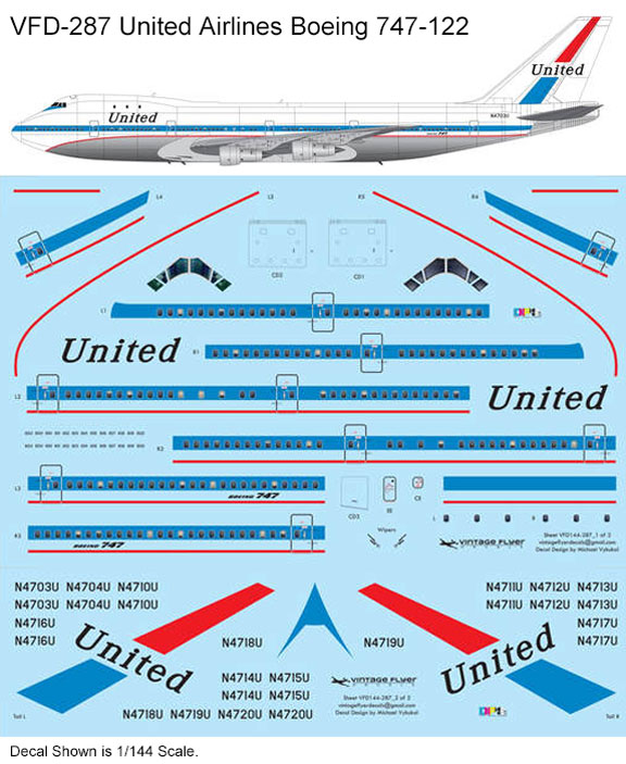 VFD-287-United-Airlines-B747-Profile-and-Decal-812-W