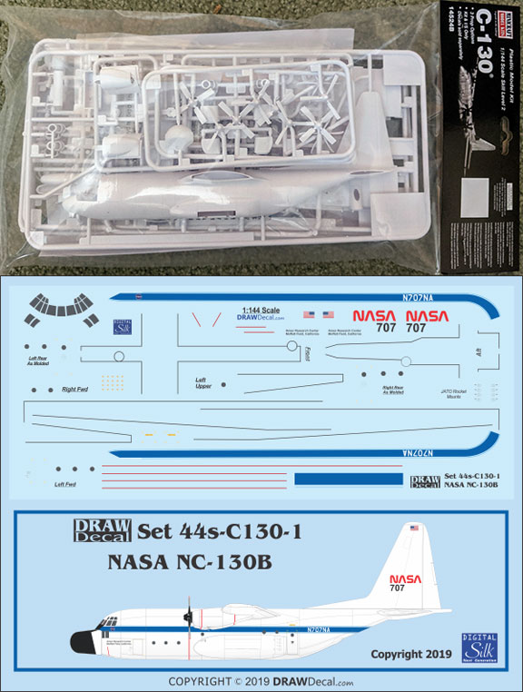 M1452B-C130-Kit+DW44-C130-1-NASA-812-W