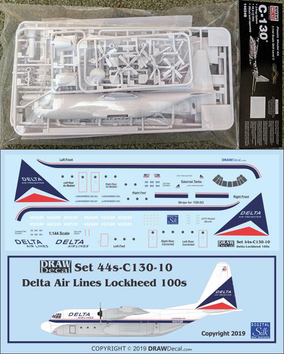 M1452B-C130-Kit+DW44-C130-10-Delta-812-W