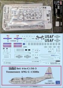 M1452B-C130-Kit+DW44-C130-3-USAF-Tennessee-ANG-812-W