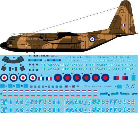 STS44-357-RAF_Tan__Brown_Hercules-W