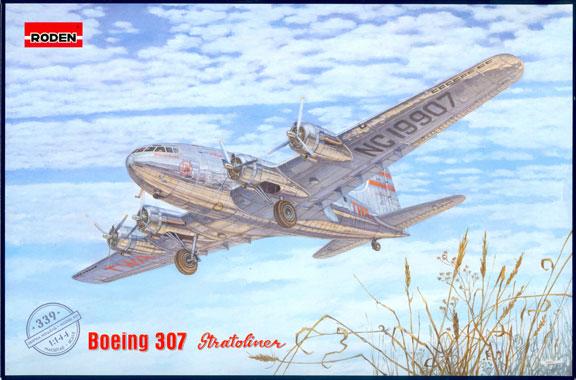 ROD339-B307-Stratoliner-TWA-Box-812-W