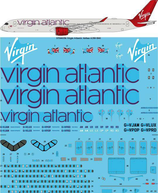 STS44-356_Virgin_Atlantic_Airbus_A350-1041-W