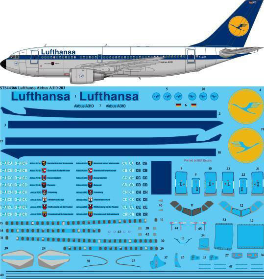 STS44-366-Lufthansa_Airbus_A310-W