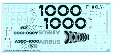 ZVE-7020-A350-1000-Airbus-Decal-B-812-W