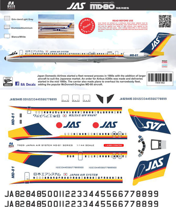 8A-582-JAS-MD80-Instructions-and-Decal-812-W