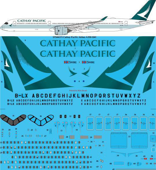 STS44-371-Cathay_Pacific_Airbus_A350-1041-W