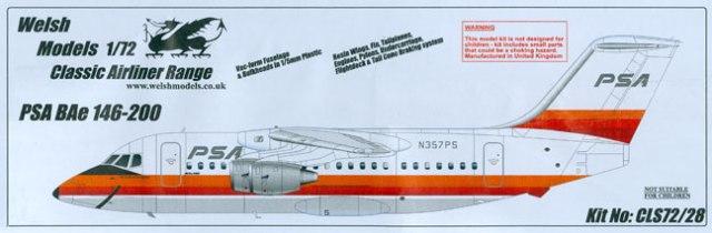 WCLS72-028-Bae-146-200-PSA-Box-912-W