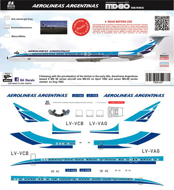 8A597-Aerolineas-Argentinas-MD80-Profile-and-Decal-812-W