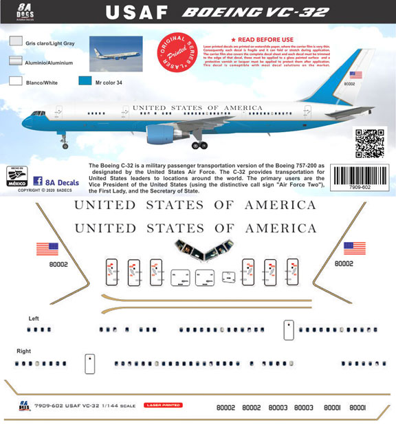 8A-602-USofA-Boeing-757-200-Profile-and-Decal-812-W