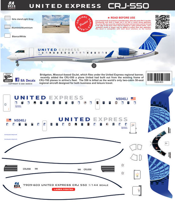 8A-603-United-Express-CRJ-550-Profile-and-Decal-812-W