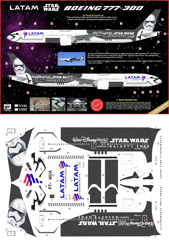 8A-607-Latam-B777-300-Starwars-Profile-and-Decal-812-W