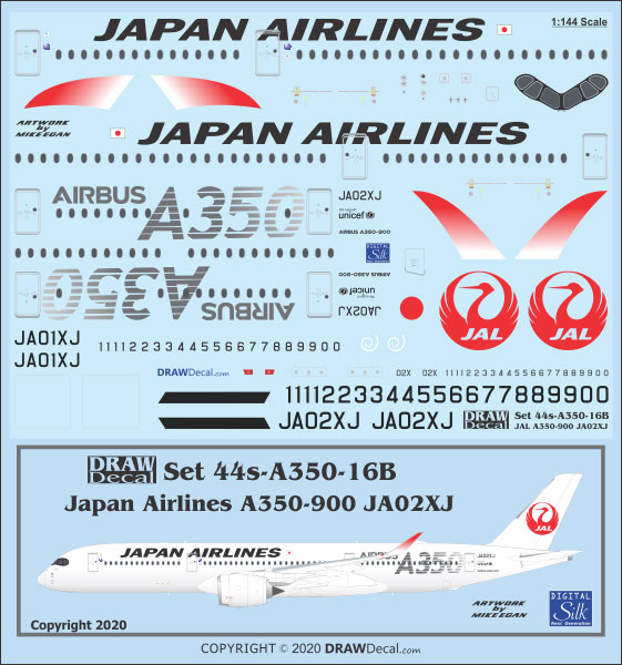 44-A350-016B-2-W