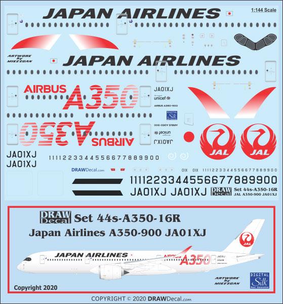 44-A350-016R-2-W