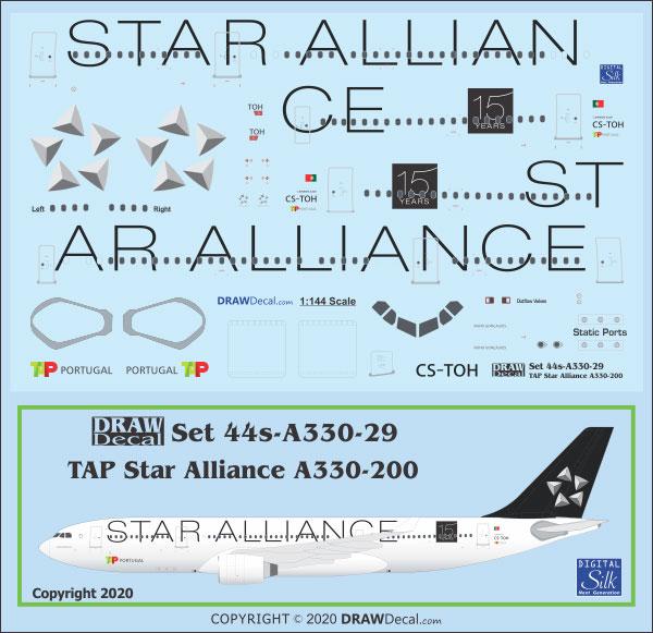 DW44-A330-029-2-W