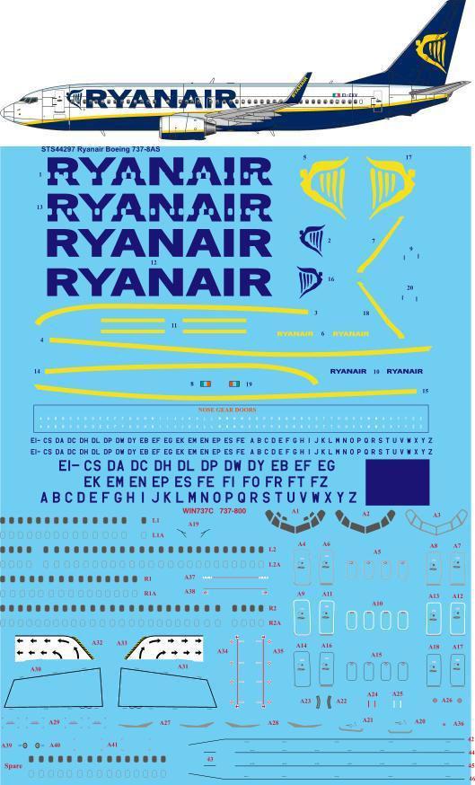 STS44-297_Ryanair_Boeing_737_800-W