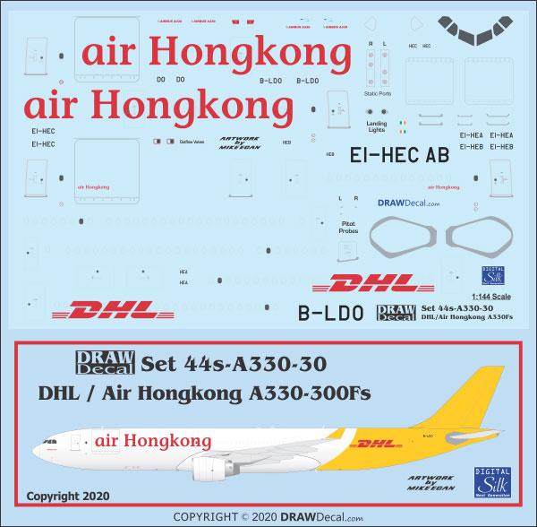 44-A330-030-2-W