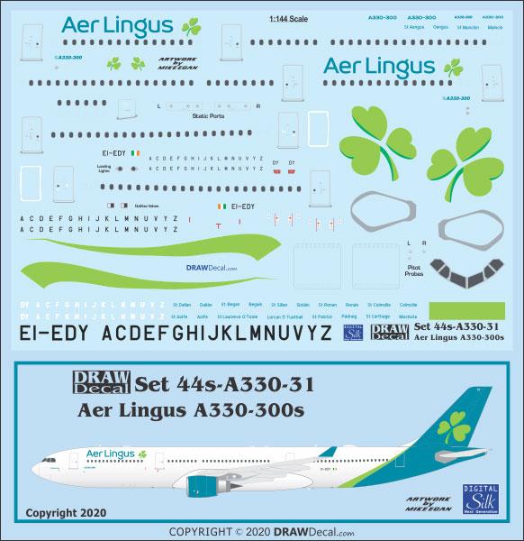 44-A330-031-2-W