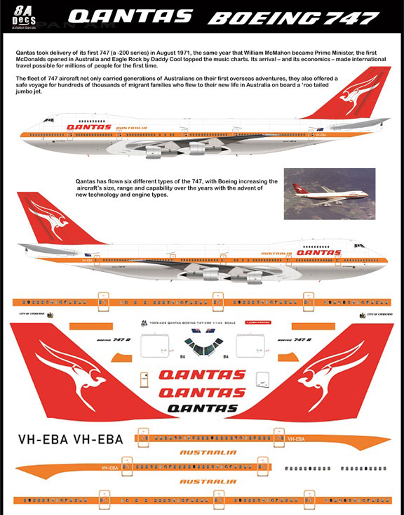 8A-629-QANTAS-Boeing-747-200B-Profile-and-Decal-812-W