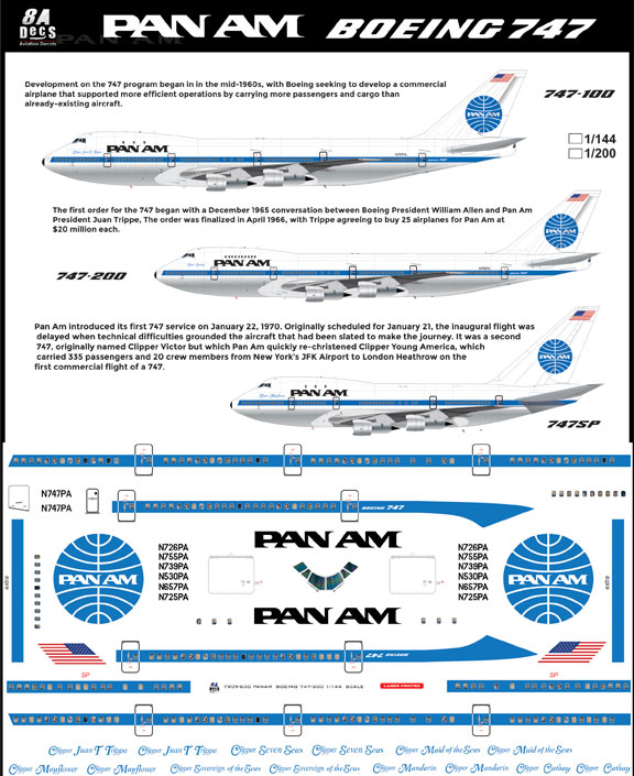 8A-630-Pan-Am-Boeing-747-100-200-SP-Profile-and-Decal-812-W