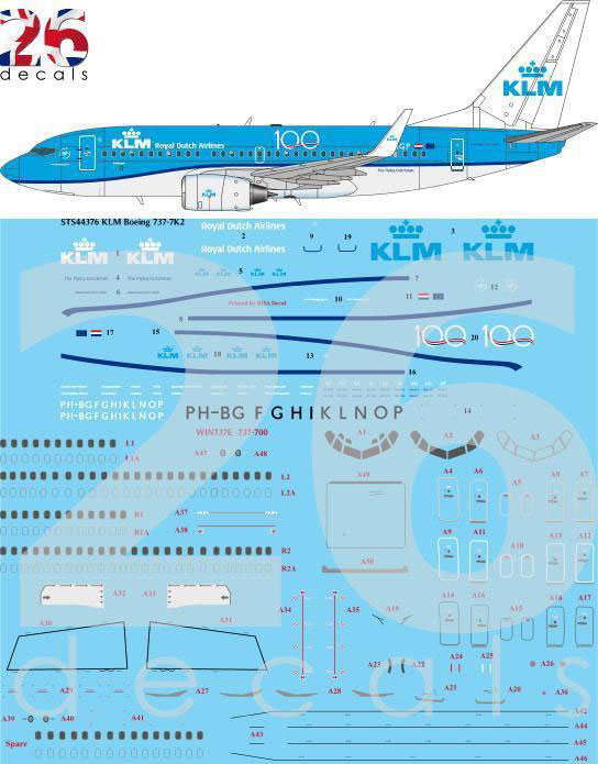 STS44-376-KLM_Boeing_737-700-W